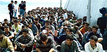 Båtmigranter-till-Europa