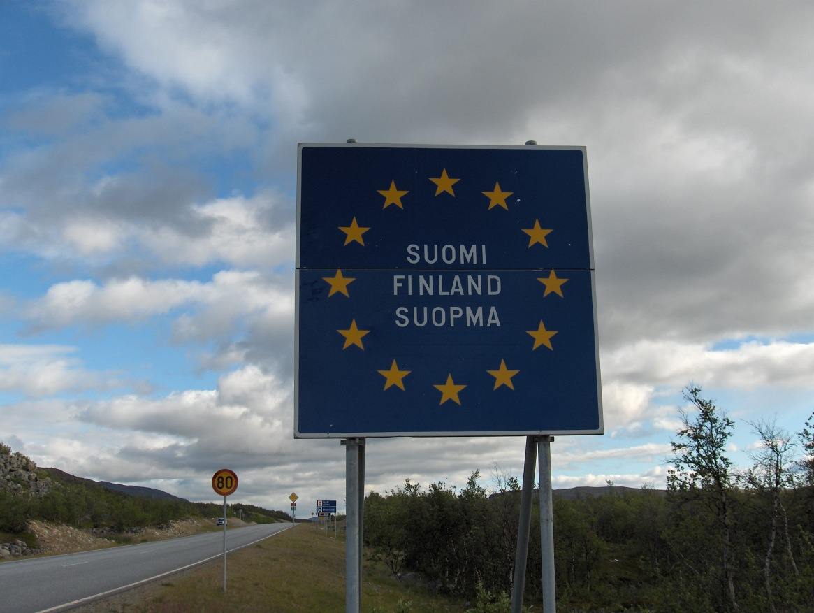 finnish-border